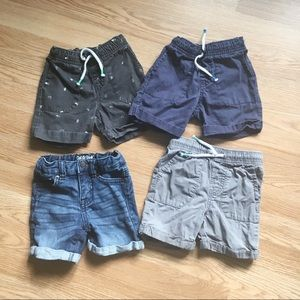 Lot of Infant Cat & Jack Shorts